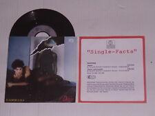 "Radiorama -Desire- 7"" + Promo-Flyer .  Italo Disco"