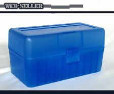 NEW Ammunition Box - 50 Rounds - 30, 220, 225, 243-See item for more suited ammo