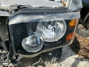 2003 2004  LAND ROVER DISCOVERY LEFT DRIVER SIDE HEADLIGHT ASSEMBLY