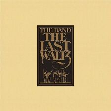 The Last Waltz [Box Set] [Box] by The Band (CD, Sep-2013, 4 Discs, Warner Bros.)
