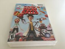 Cloudy With a Chance of Meatballs (Nintendo Wii, 2009) WII NEW