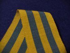 Queen's Korea Medal 1951 Ribbon Full Size 15cm long
