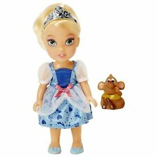Disney Princess Petite Toddler Doll - Cinderella and Gus *BRAND NEW*