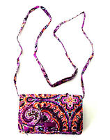 "New - Vera Bradley RFID All Together Crossbody in ""Dream Tapestry"""