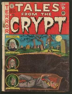 Tales From The Crypt #28, Mar. 1951