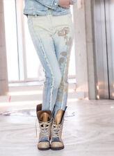 Klassische Damen-Jeans Risse Fetzen-in Übergröße günstig kaufen   eBay 5b2be209a0