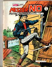 ¤ MISTER NO n°34 ¤ 1978 MON JOURNAL