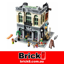 BRAND NEW LEGO 10251 CREATOR Brick Bank