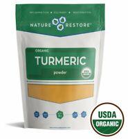 PREMIUM Turmeric Powder 100% Pure CERTIFIED ORGANIC Curcuma Longa Curcumin