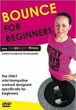 Bounce for Beginners - Mini Trampoline Workout DVD from onesixeight  fitness