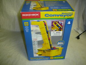 1997 Rokenbok 04721 Motorized Conveyor New in Box Seal Broken