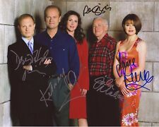 FRASIER CAST AUTOGRAPHED SIGNED A4 PP POSTER PHOTO 1