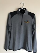 Women's Nike Golf Indianapolis Motor Speedway Racing 1/4 Zip Pullover Large L