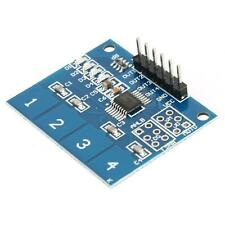 Capacitive Contact Switch 5Pcs TTP224 Module Automation Equipment