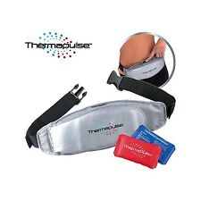 Thermapulse Wireless Caldo & Freddo full body Massaggiatore Vibrante Cintura sollievo dal dolore