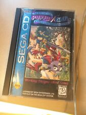 Popful Mail (Sega CD, 1995) Complete with case and manual