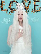 LOVE Magazine 6,Kristen McMenamy,Daphne Groeneveld,Nyasha Matonhodze NEW
