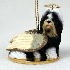 BRUSSELS GRIFFON black puppy TiNY DOG Resin Figurine MINIATURE Mini Statue NEW