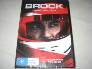BROCK OVER THE TOP DVD R4 NEW/SEALED
