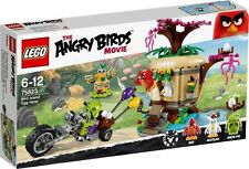 Lego Angry Birds 75823 Bird Island Egg Heist MISB
