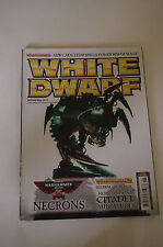Games Workshop WHITE DWARF MAGAZINE MAGGIO 2012
