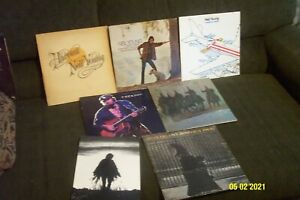 NEIL YOUNG 6 LP LOT w HARVEST, AFTER THE GOLD RUSH, THIS IS NOWHERE, FREEDOM