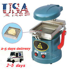 Dental Vacuum Forming Molding Machine Former Heat Thermoforming Vacuum Former US