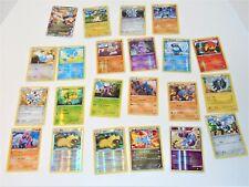 Pokemom Card Lot 21 Holo Cards White Kyurem Pinsir Grimer Klang Ampharos Boldore