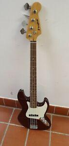 Westfield electric bass guitar 4 string Burgundy