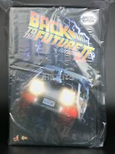 Hot Toys 1/6 Back to the Future Ii Bttf Dr. Emmett Brown Mms380 Special Edition