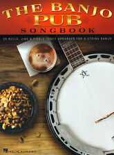 The Banjo Pub Songbook 35 Reels, Jigs & Fiddle Tunes Songbook Tab Tabulatur