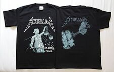 METALLICA  And justice for all UNIQUE T-SHIRT OFFICIAL ORIGINAL T-SHIRT