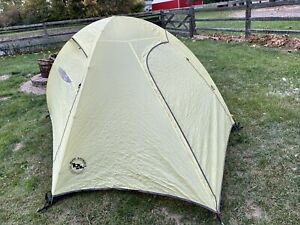 Big Agnes Sunnyside 3 Backpacking Tent w Footprint 3 Person 3 Season  6.5 lbs