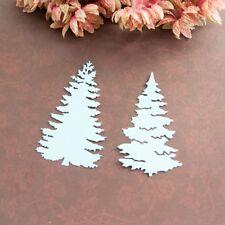 Christmas Tree Cutting Dies Stencil DIY Scrapbooking Embossing Album Paper Card