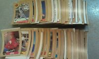 1987 Topps Baseball MLB OVERSIZE and MISCUT Oddball Cards YOU PICK PART 2