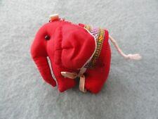 A Red Elephant      Keychain