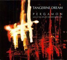 Tangerine Dream - Pergamon [CD]