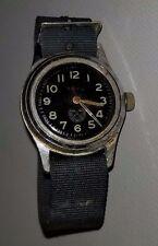Timex Boyscout Boy Scout Sea Scout Seascout 1950s 50's Antique Watch Rare