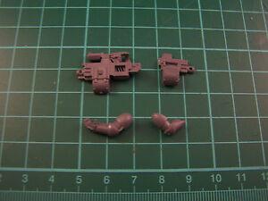 Space Marine Horus Heresy Tactical Legionary Heavy Bolter (bits)