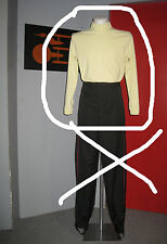 XL - Uniform Shirt Star Trek Movie Monster Maroon ST. II - VI