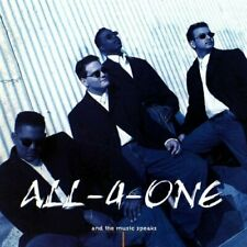 All 4 One And the music speaks (1995)  [CD]