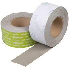 """Sanding Roll 2¾""""x 38 Yds PSA Ideal for Car Repair and Woodworking Grit P400"""