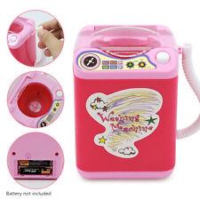 Makeup Brush Sponge Blender Cleaning Device Kids Mini Washing Machine Toys Gift
