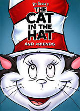 Dr. Seuss's Cat In The Hat & Friends (DVD,2015) New Sealed