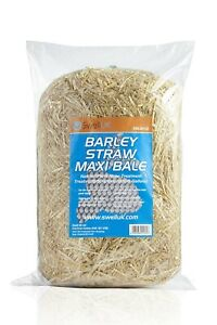 Swell UK Barley Straw Bales for Pond String Algae Control - Pack of 2