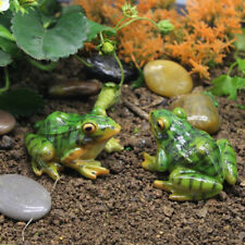 New Resin Frog Ornaments Garden Decoration Ornaments Accessories Resin CrLO