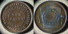 Token : Masonic Washington Ch. RAM Salem Mass IRTM714