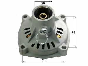 CLUTCH HOUSING WITH CLUTCH DRUM 7MM SQUARE FOR BACKPACK STRIMMER BRUSHCUTTER NEW
