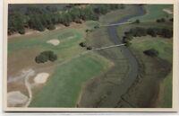 Island Golf Club Course St Simons,Island GA Postcard