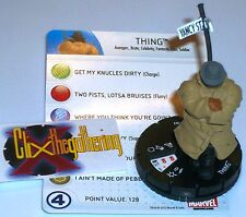 The Thing # 003 #3 Marvel 10th Anniversary Heroclix